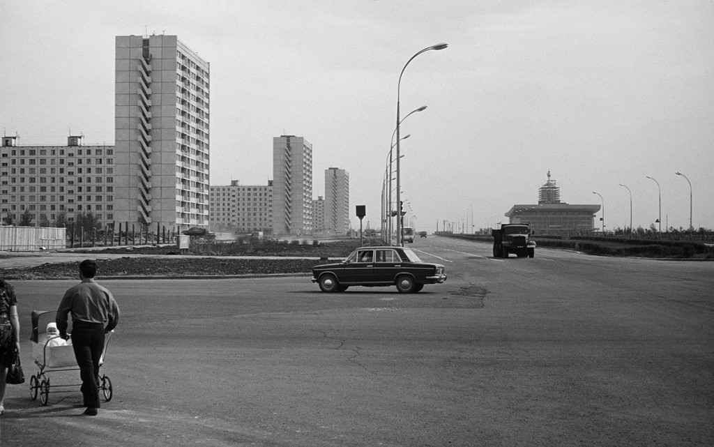 советское время в фото тольятти